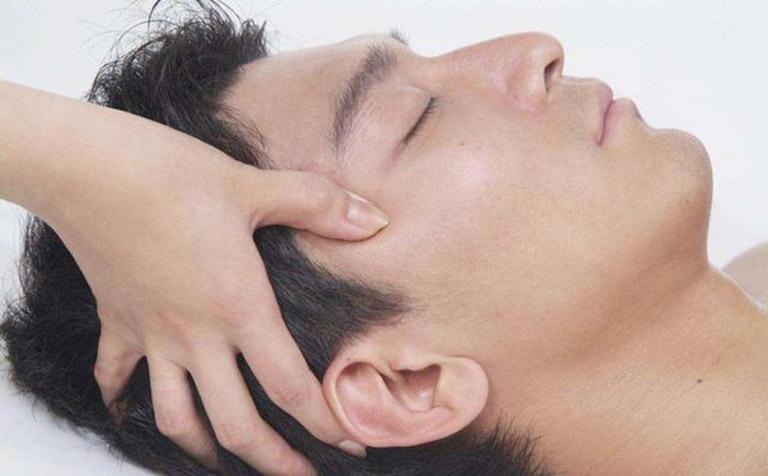 bấm huyệt chữa mất ngủ