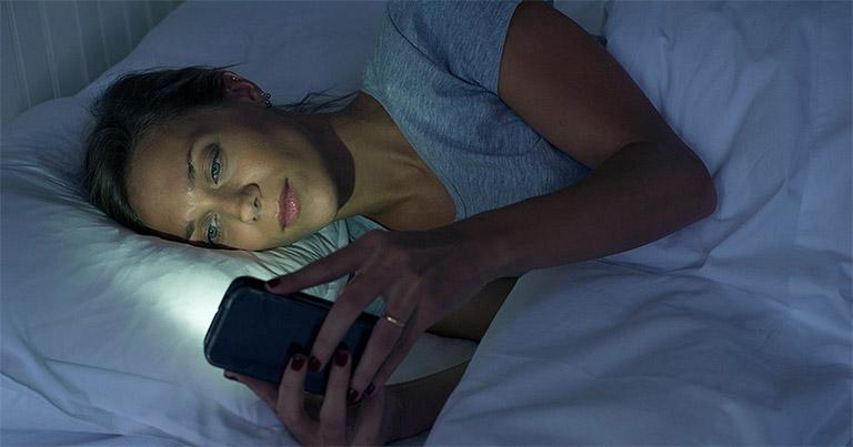 nguyên nhân gây ra tình trạng buồn ngủ mà không ngủ được