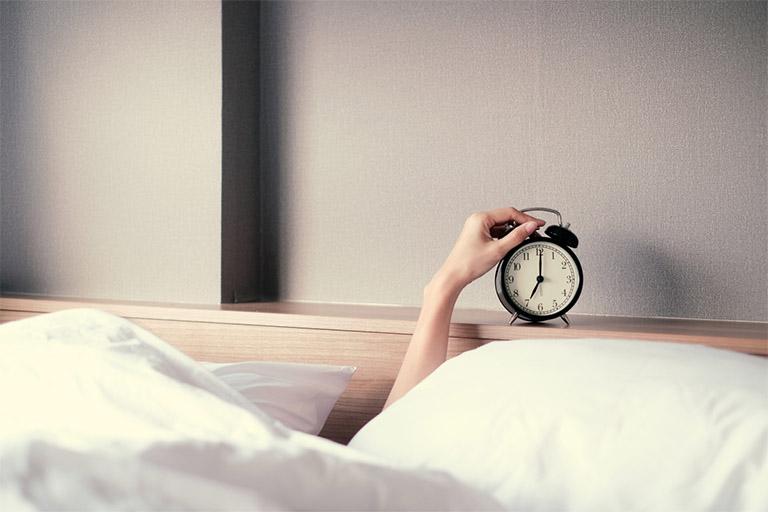 biện pháp khắc phục tình trạng buồn ngủ nhưng không thể ngủ được