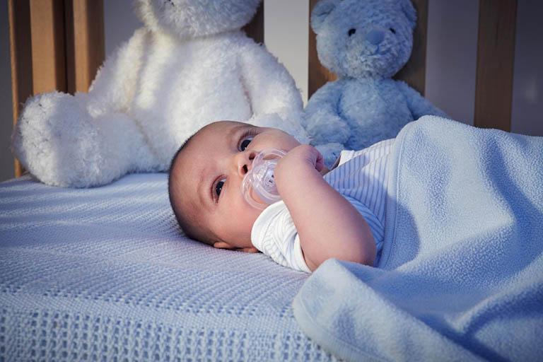 Tạo sự thoải mái, dễ chịu cho trẻ trước khi đi ngủ