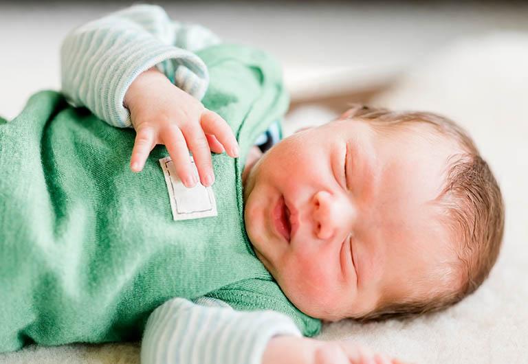Cách giúp trẻ sơ sinh ngủ ngon, ngoan và nhanh lớn