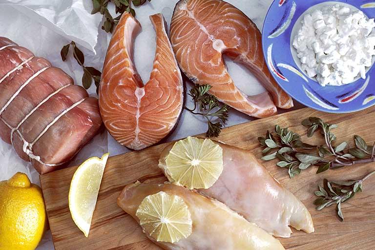 Duy trì chế độ dinh dưỡng khoa học, ăn uống lành mạnh