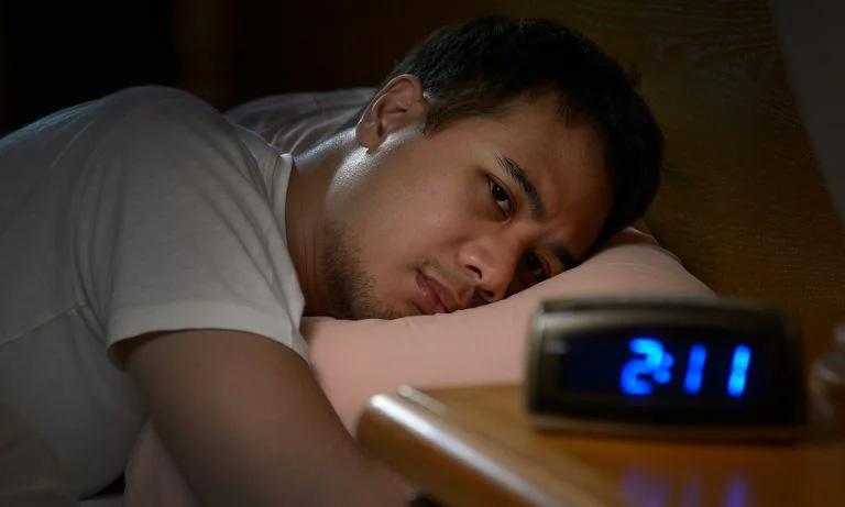 mất ngủ kéo dài nhiều ngày