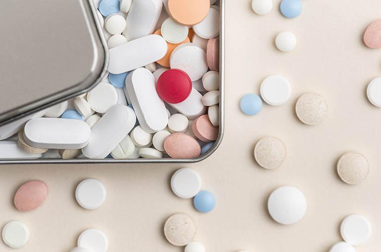 Dùng thuốc chống trầm cảm