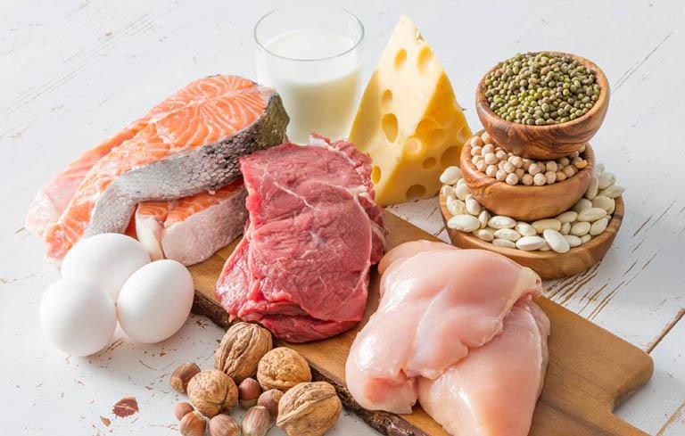 Áp dụng chế độ dinh dưỡng khoa học