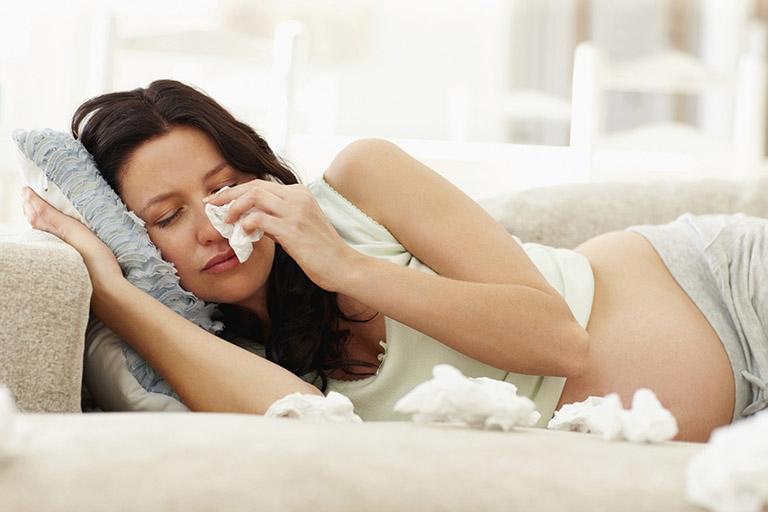 nguyên nhân gây rối loạn giấc ngủ thai kỳ