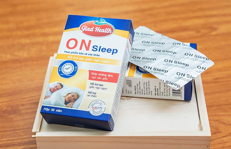 thuốc bổ thần kinh giúp ngủ ngon