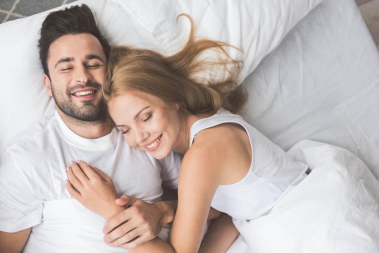 Khi hết tinh trùng tạm thời, nam giới nên ngưng quan hệ tình dục trong vài ngày
