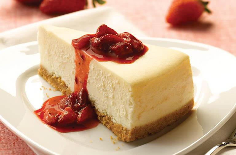 Đồ ăn ngọt, thức ăn chứa nhiều đường
