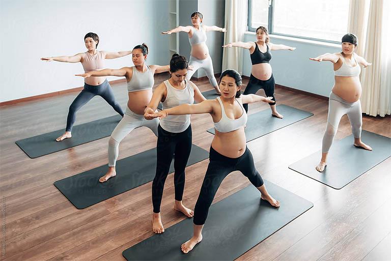 một số lưu ý khi tập yoga chữa bệnh mất ngủ