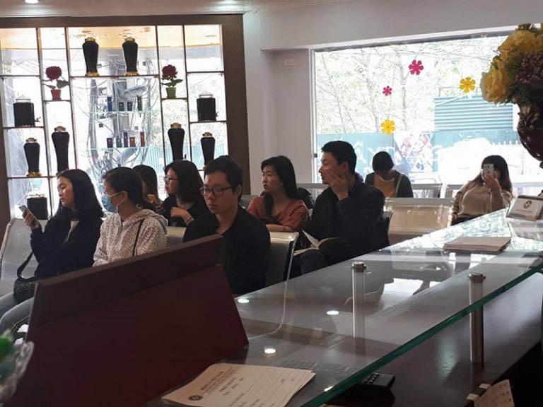 Bệnh nhân tìm đến bác sĩ Thanh Hà ngày càng đông