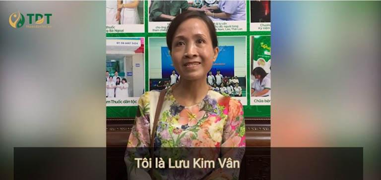 Bệnh nhân chia sẻ hành trình chữa bệnh cùng VTV2