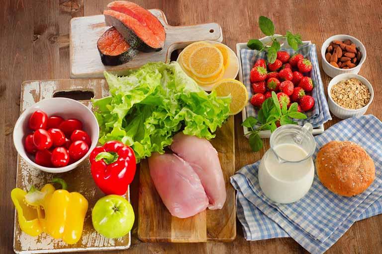 Xây dựng chế độ dinh dưỡng phù hợp