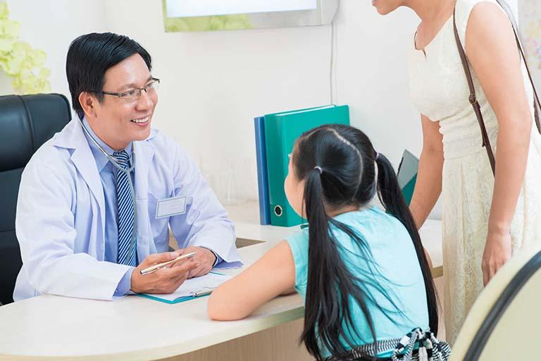 Các bác sĩ Nhi khoa giỏi tại thành phố Hồ Chí Minh