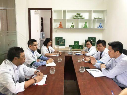 Các chuyên gia đầu ngành đánh giá bài thuốc Sơ can Bình vị tán