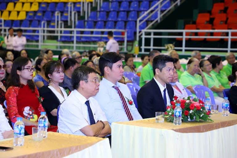 Đại diện các ban ngành chuyên môn - Khách mòi tham dự tại sự kiện