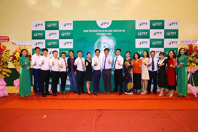 Lễ kỷ niệm 6 năm thành lập cơ sở Hoa Lan được đón tiếp nhiều đại biểu tham dự từ chính quyền địa phương, các ban ngành chuyên môn