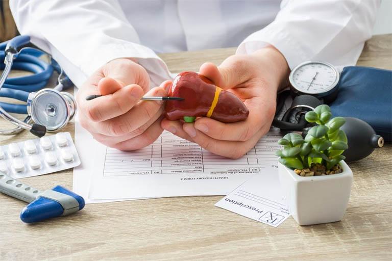 kiểm tra chức năng gan