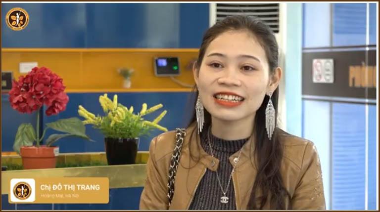 Phản hồi của cô giáo Đỗ Thị Trang