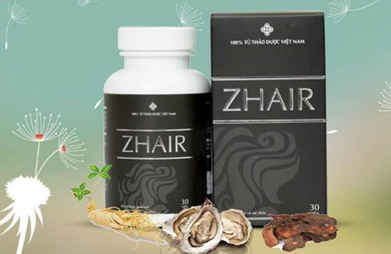 Thuốc Zhairgiúp ngăn ngừa tình trạng rụng tóc