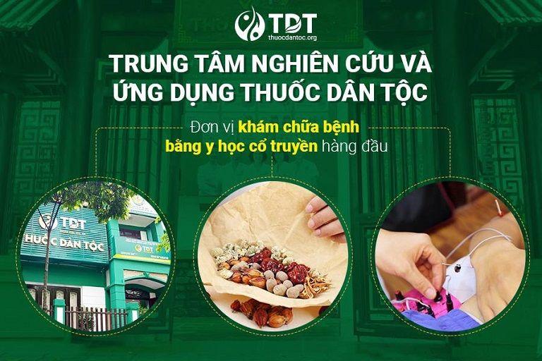 Trung tâm Thuốc dân tộc tri ân khách hàng ngày Quốc Khánh 2/9