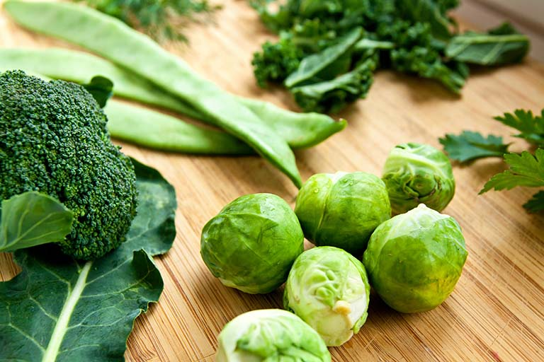 Các loại thực phẩm có chỉ số đường huyết thấp (GI)