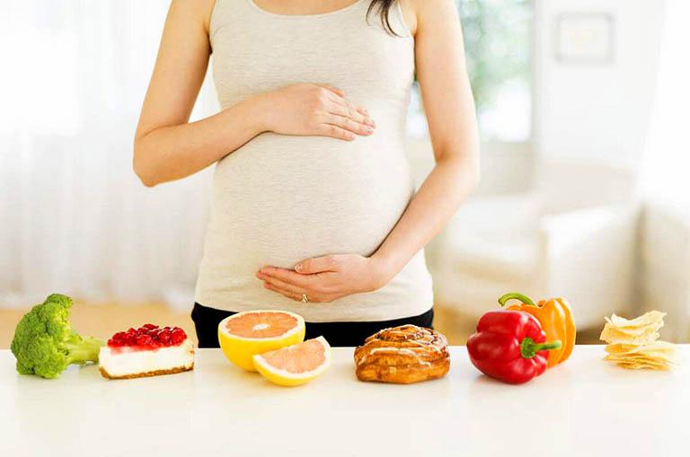 Bị tiểu đường thai kỳ nên ăn gì, kiêng gì nhanh hết?