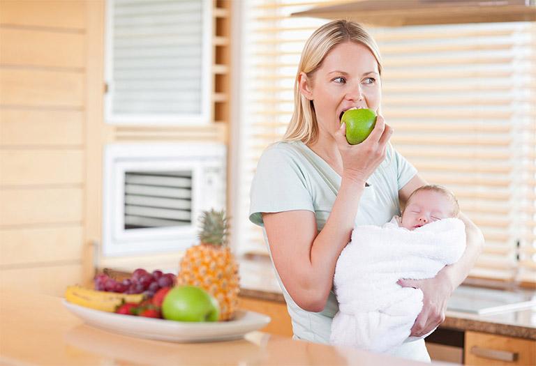 chế độ ăn cho người bị tiểu đường thai kỳ sau sinh