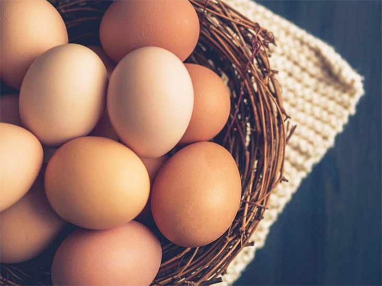 chữa bệnh tiểu đường bằng trứng gà