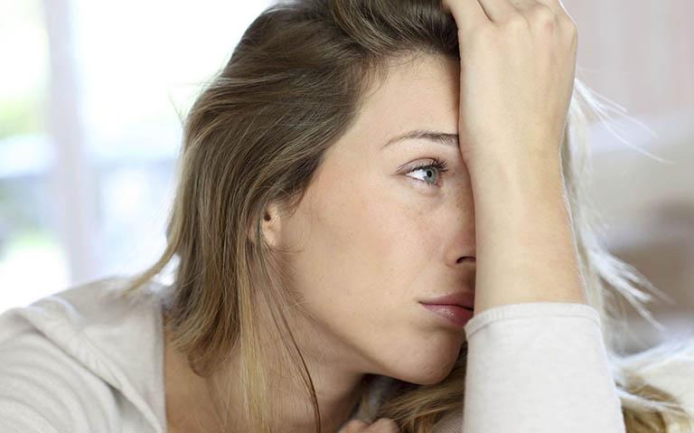 Cơ thể đột ngột mệt mỏi và suy nhược không giải thích được