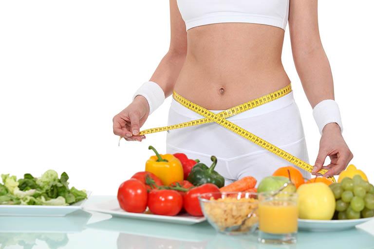 Giảm trọng lượng cơ thể và duy trì trọng lượng ở mức an toàn