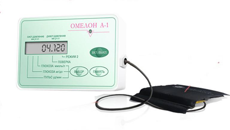 Một số máy đo đường huyết không cần lấy máu trên thị trường