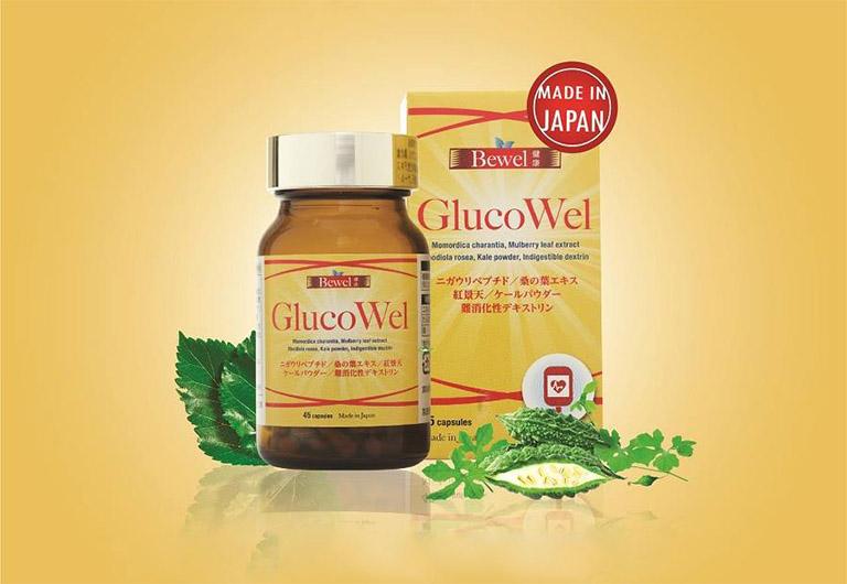 thuốc trị bệnh tiểu đường của Nhật