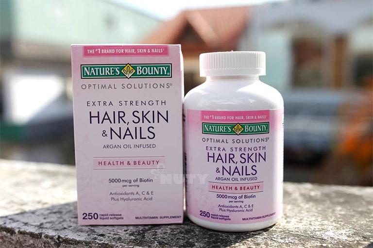 thuốc trị rụng tóc sau khi sinh
