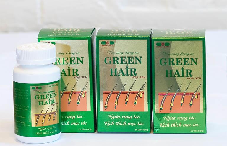 thuốc trị rụng tóc sau sinh