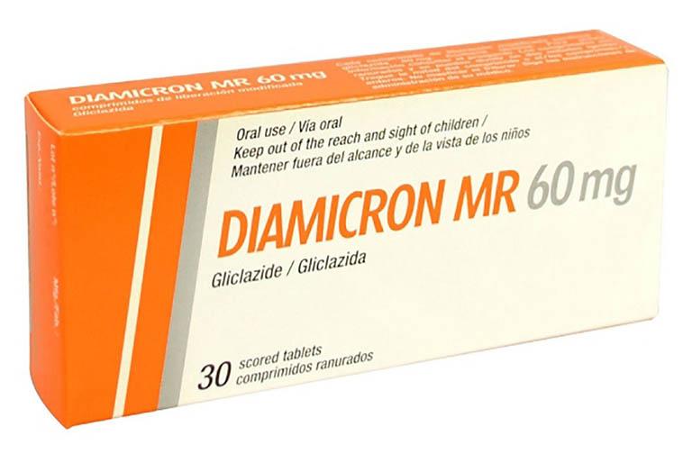 Thuốc điều trị bệnh tiểu đường Diamicron MR