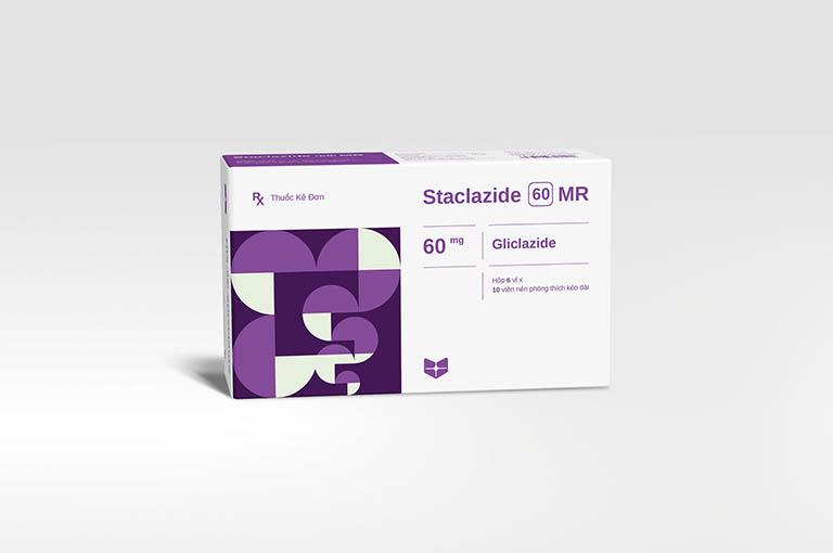 Thuốc Gliclazide điều trị bệnh tiểu đường
