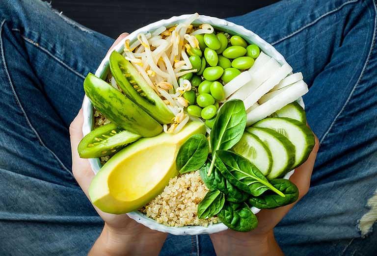 Xây dựng chế độ ăn uống lành mạnh và phù hợp