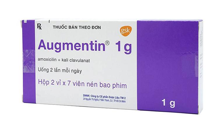 Các loại kháng sinh tốt cho bé bị viêm amidan