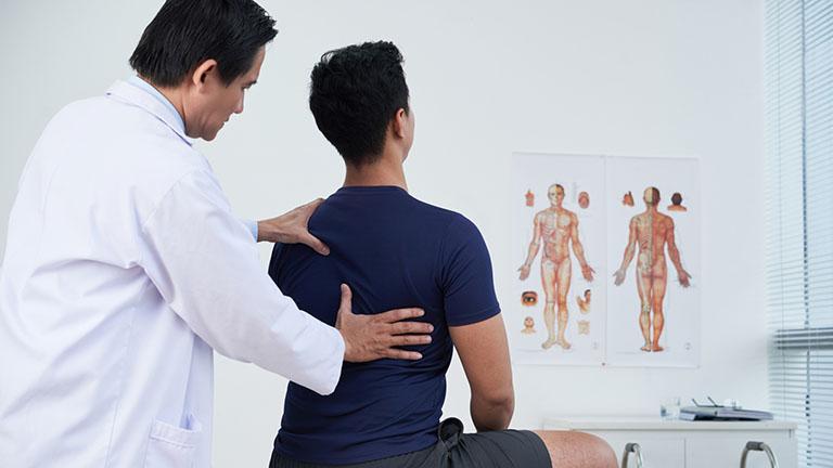 Một vài lưu ý khi tập vật lý trị liệu chữa đau lưng