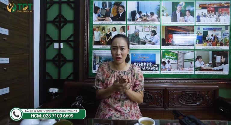 Diễn viên Khánh Linh vẫn còn ám ảnh khi nhớ lại những tháng ngày bị mề đay đeo bám