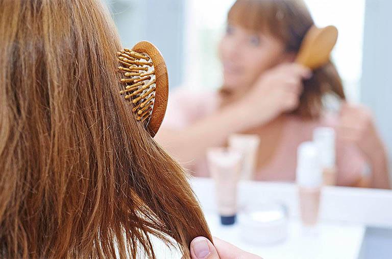 Quá trình mọc tóc sau hóa trị ung thư buồng trứng