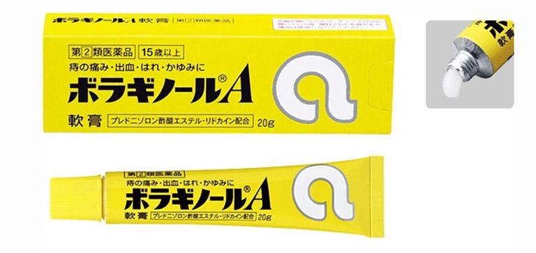 Thuốc bôi trĩ chữ A của Nhật Bản dùng có tốt không?
