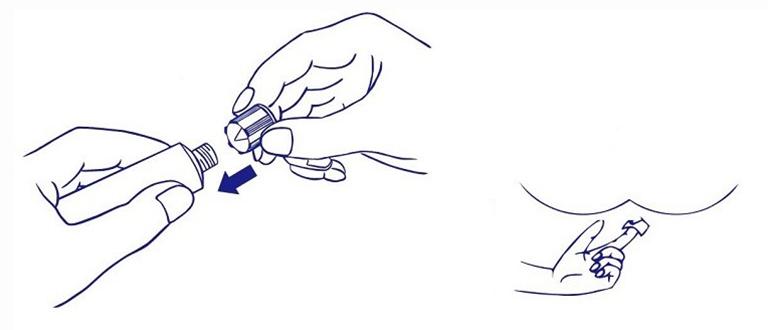Hướng dẫn sử dụng thuốc bôi trĩ chữ A của Nhật đúng cách