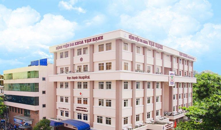 Bệnh viện Đa khoa Vạn Hạnh có tiếp nhận khám chữa bệnh trĩ cho bà bầu