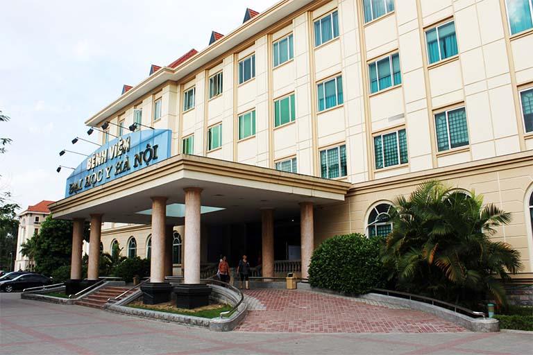 Bệnh viện Đại học Y Hà Nội - Địa chỉ khám chữa bệnh trĩ cho bà bầu tốt nhất