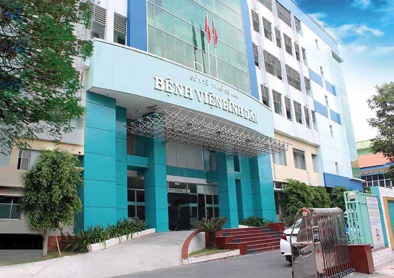 Khám chữa bệnh trĩ cho phụ nữ mang thai tại bệnh viện Bình Dân