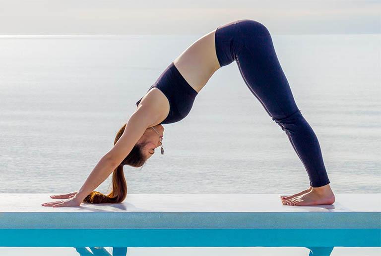 Duy trì thói quen luyện tập thể dục nhẹ nhàng