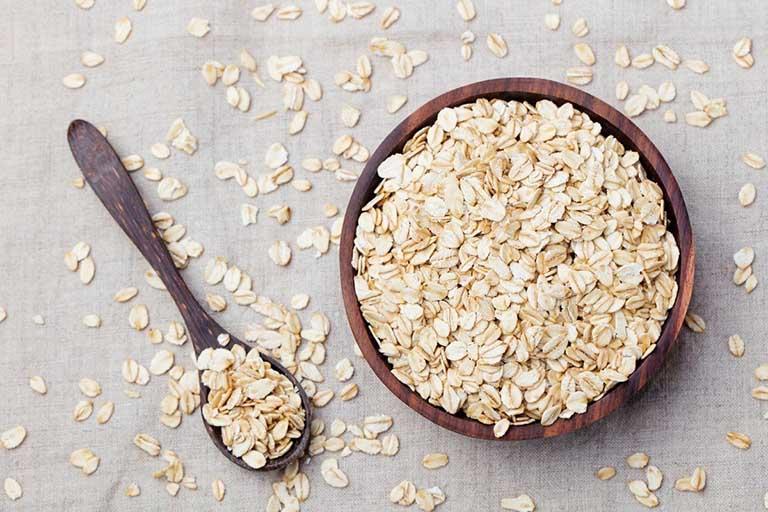 Bánh yến mạch - Thực phẩm trị viêm họng, bảo vệ vùng cổ họng, giảm đau và giảm ngứa