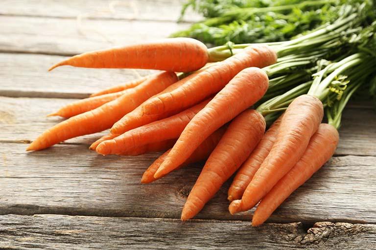 Cà rốt luộc
